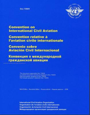 Convenio de Aviación Civil Internacional