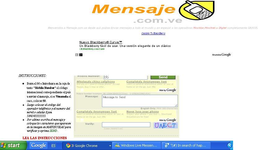 Enviar Mensajes De Texto De Digitel | newhairstylesformen2014.com
