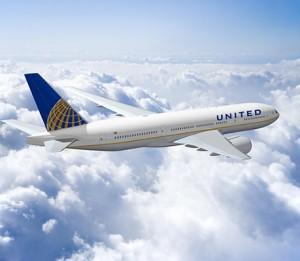 United Airlines - Avión