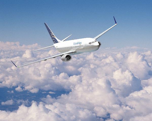 Copa Airlines - Avión