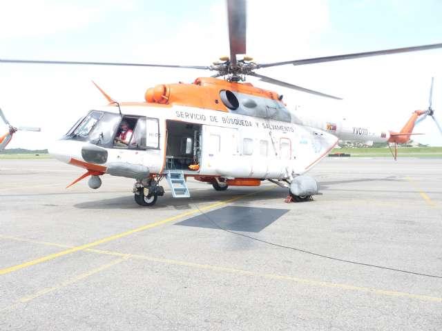 Servicio de Búsqueda y Salvamento de Venezuela. Helicoptero-sar-venezolano
