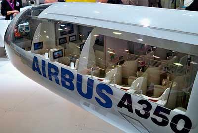 A350 xwb la nueva familia de airbus aviaci n civil for Interieur 747 cargo