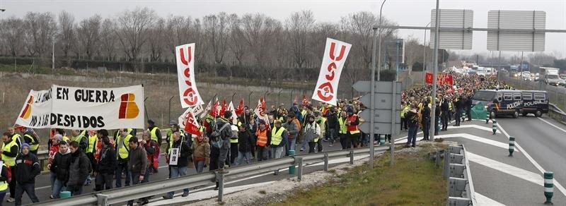 Iberia huelga 2013