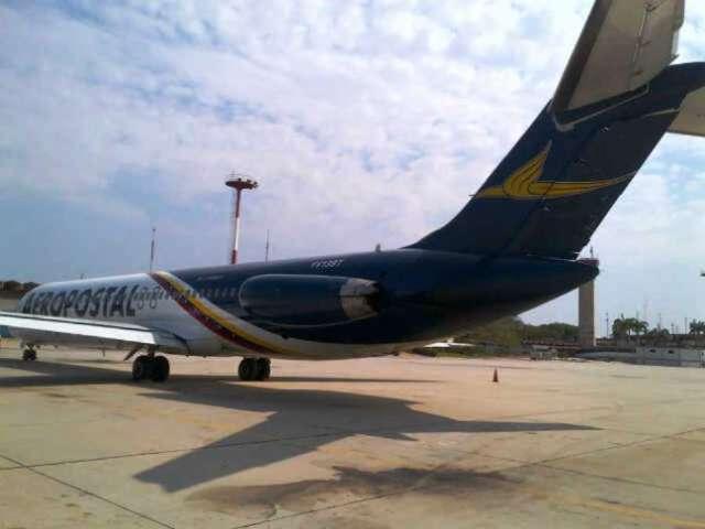 aeropostal fallas tecnicas febrero 2013