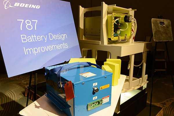 baterias boeing 787