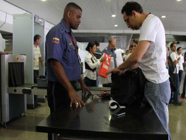 seguridad aeroportuaria 2013