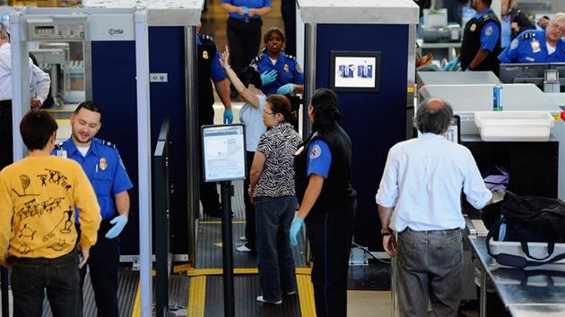 seguridad aeropuertos 2013