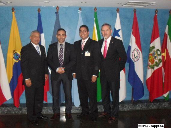 USOAP 2013 reunion venezuela