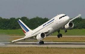 desvio de avion airfrance caracas 2013