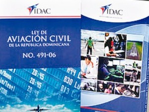 ley de aviacion dominicana