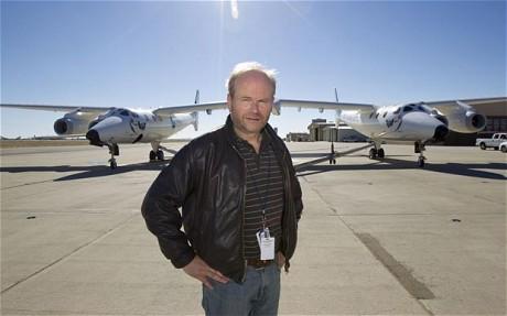 David Mackay pilot