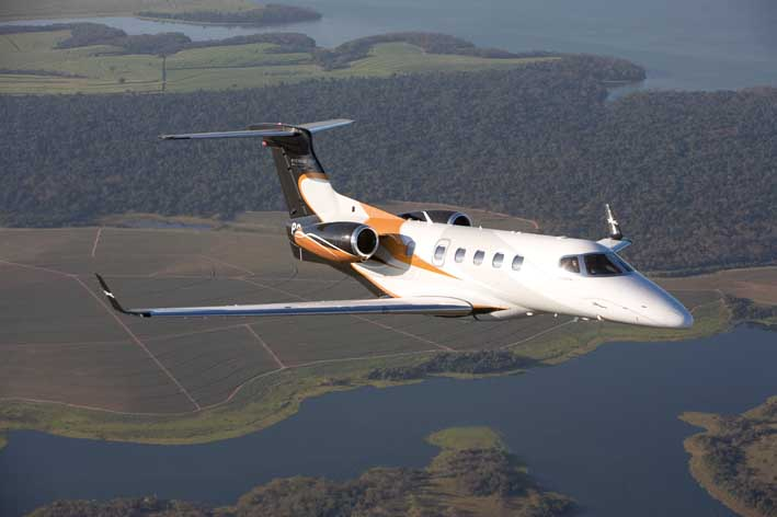 Embraer Phenom 300 - Prodigy Touch