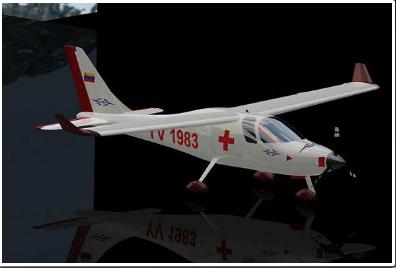 aeronave aeroambulancia 2013