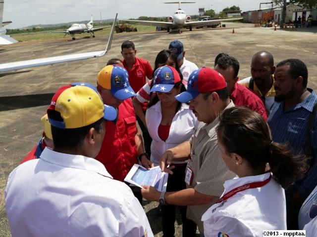 aeropuerto de higuerote 2013