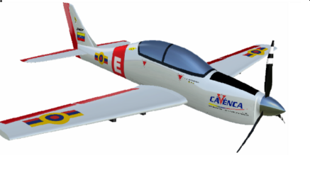 avion militar cavenca