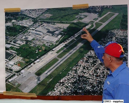 Proyecto aeropuerto arturo michelena 2013