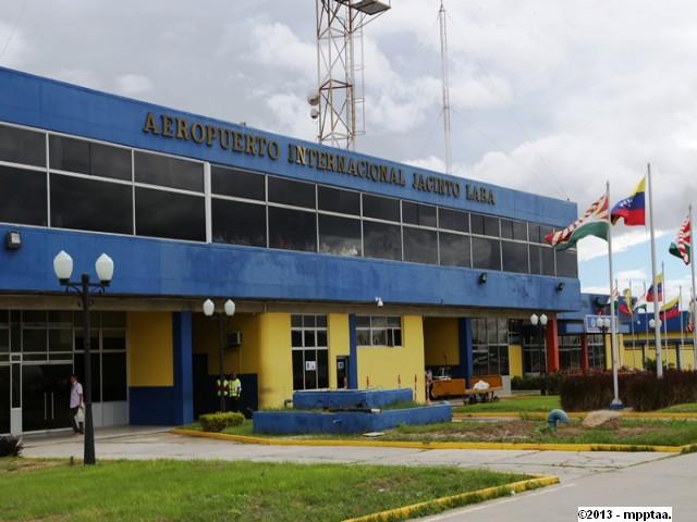 aeropuerto internacional jacinto lara 2013