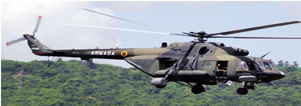 helicoptero augusta aviacion naval venezolana