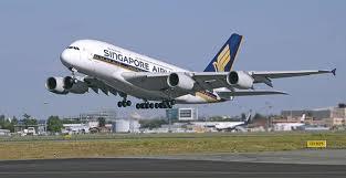 singapure airlines 2013 boeing airbus