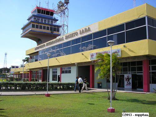 aeropuerto internacional jacinto lara
