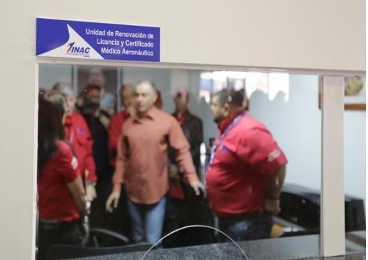 unidad de renovacion de licencias y certificado medico aeronautico 2013 inac
