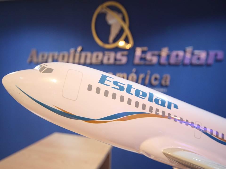 aerolineas estelar latinoamerica