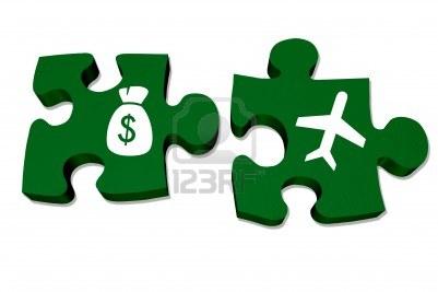 tasa verde aviacion