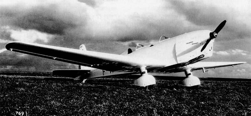 Caudron C.601 Aiglon