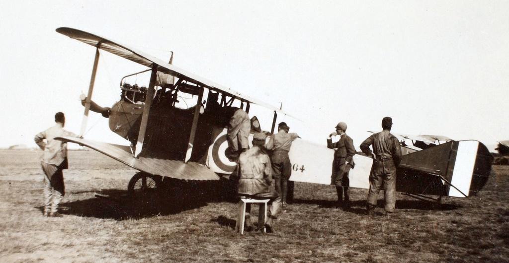 SAML S.2 en Furbara, Italia