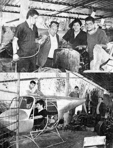 El Trujillano Vicente Zambrano, Abril de 1994
