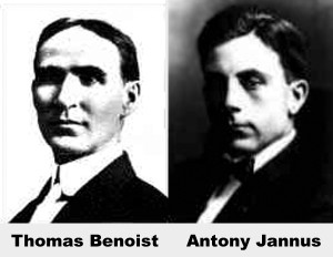 thomas benoist and antony jannus