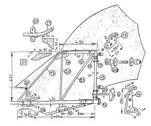 Le sport de l'air-Comment j'ai construit mon avionnette 113