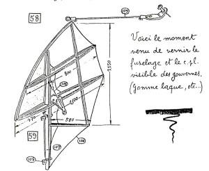Le sport de l'air-Comment j'ai construit mon avionnette 141