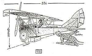 Le sport de l'air-Comment j'ai construit mon avionnette 226