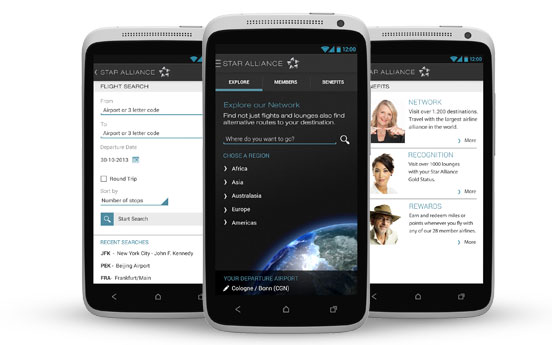 Star Alliance Navigator para Android