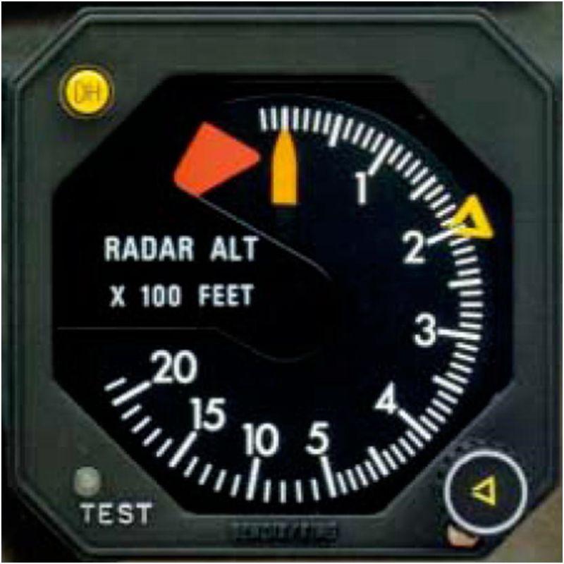 Los Radares En Aviones Civiles