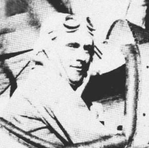 Frederic C. Custance, en años posteriores a su vuelo de 1910.