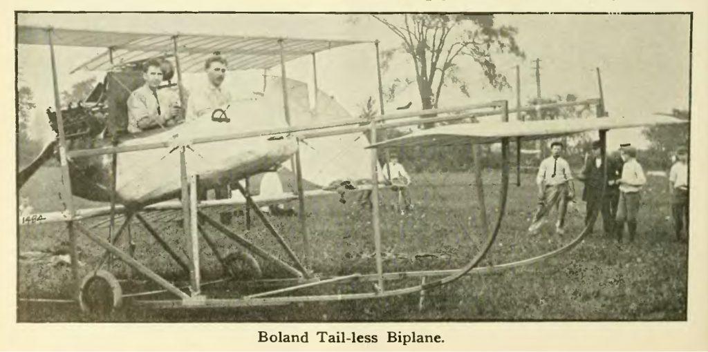 2BolandTailless1912_1913-03Aeronautics11-12p100NewBolandTaillessPhoto