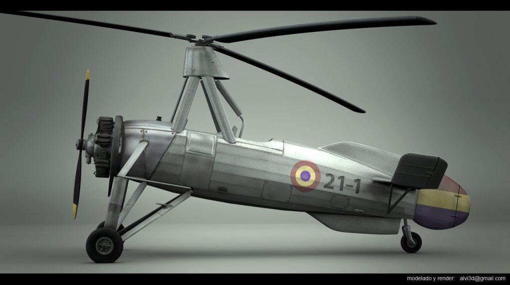 Autogiro C.30