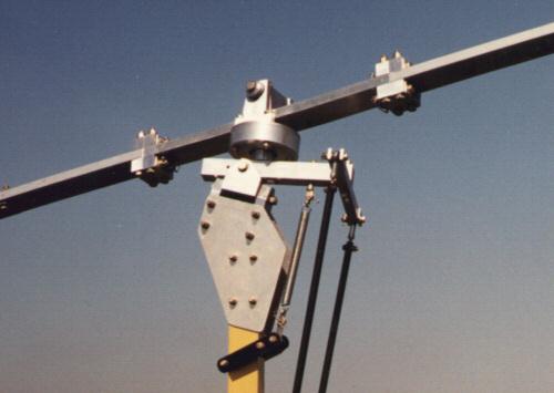 Cabezal de rotor del Girobee original de Taggart.