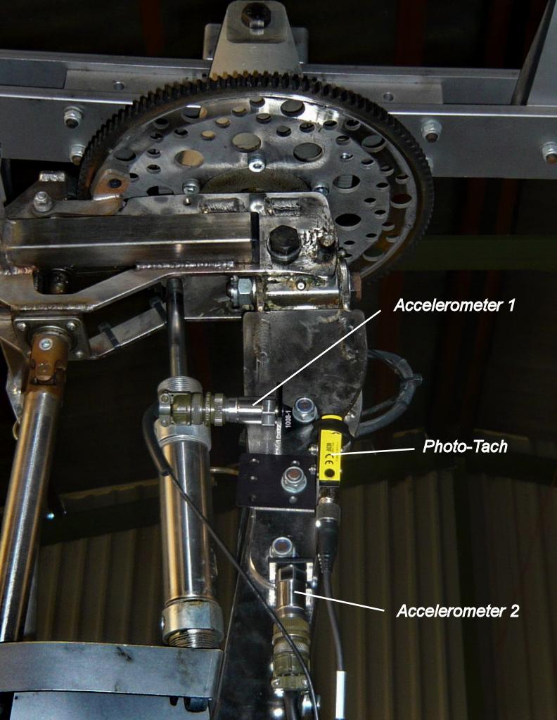 Sistema prerrotador con sensores