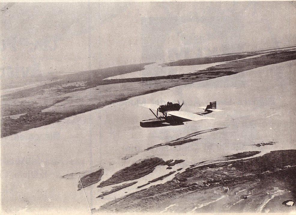 Dornier Wal 'Pacífico', tomada de la revista Barranquilla Gráfica