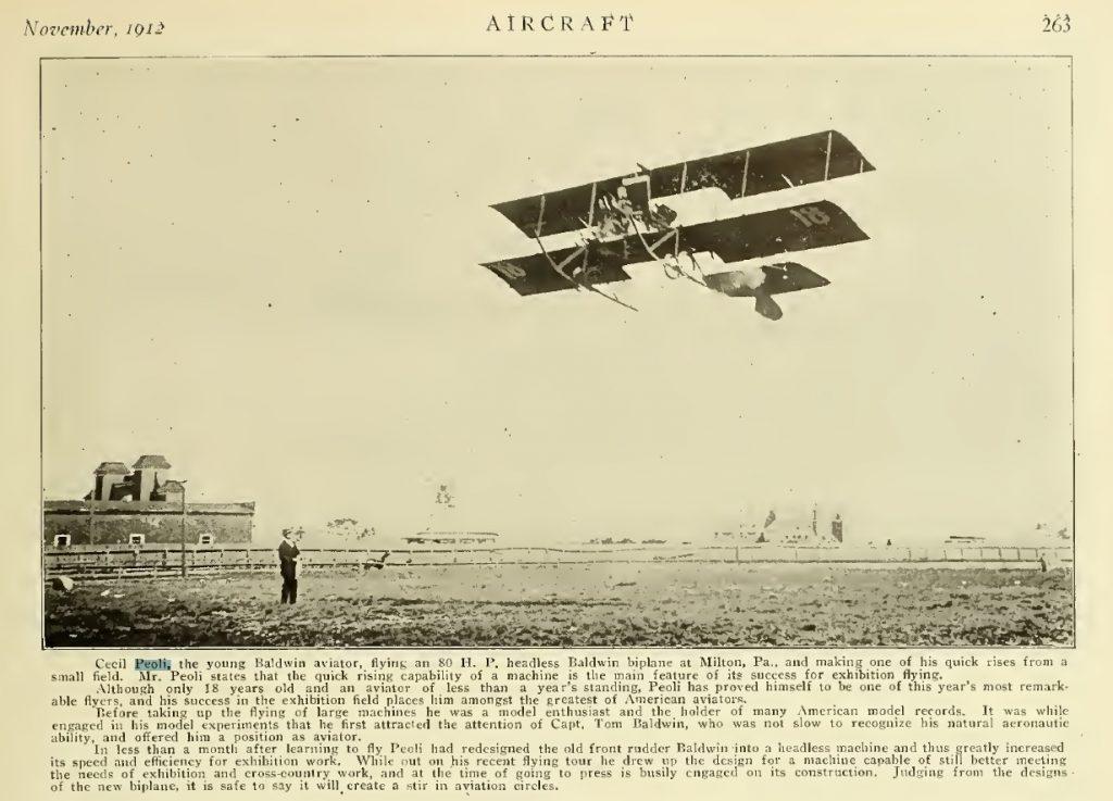 Peoli1912-11Aircraft3p26380HPheadlessBaldwinBiplane