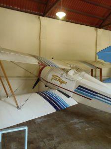 HANRIOT HD-1, 'TACARIGUA', ubicado en el Salon de Los Pioneros, del Museo Aeronautico de la FAV, Maracay. Foto Koen van der Kerckhove 2012.