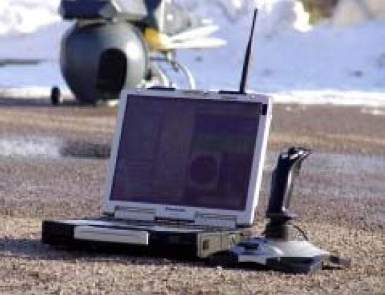 UAV Estacion Base
