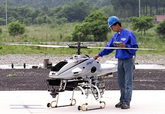 UAV Yamaha