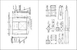 Anzola.DibujosBleriot.BuildingAndFlyingAnAeroplaneByCharlesBrianHaywardP66-67