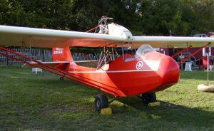 Curtiss-Wright Junior del Old Rhinebeck Aerodrome, en completas condiciones de vuelo.