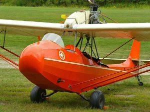 Curtiss-Wright Junior del Old Rhinebeck Aerodrome, NY.