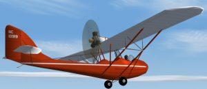 Curtiss-Wright CW-1 Junior para FS2004. Para descargar, haga clic en la imagen.